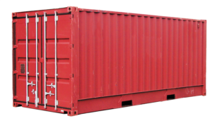 20' Shipping Container Used
