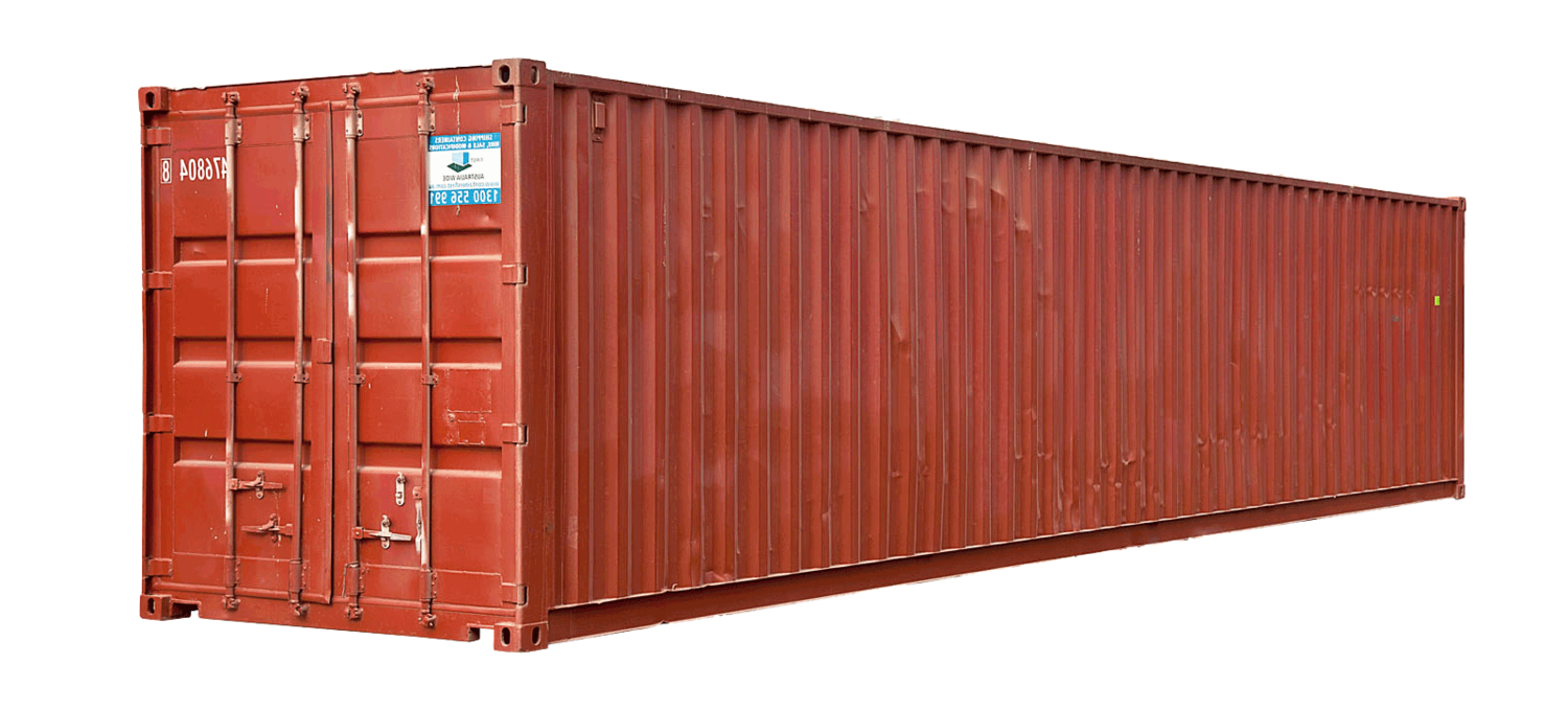 40' Shipping Container (Used)