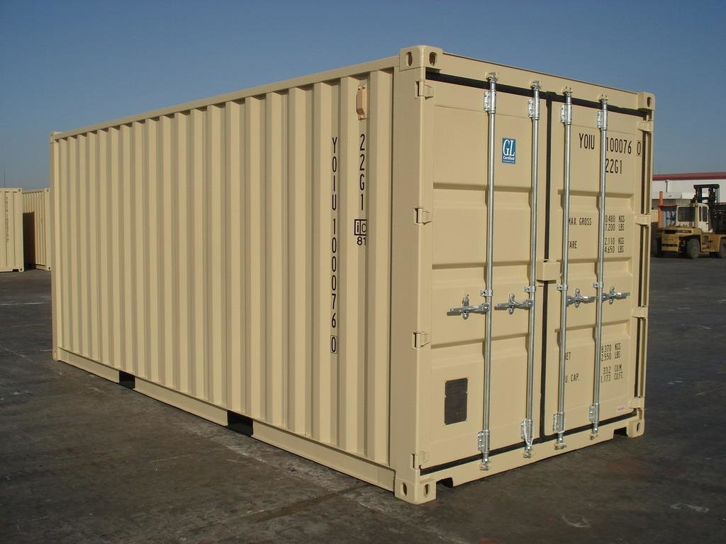 20' One Trip Container (New)