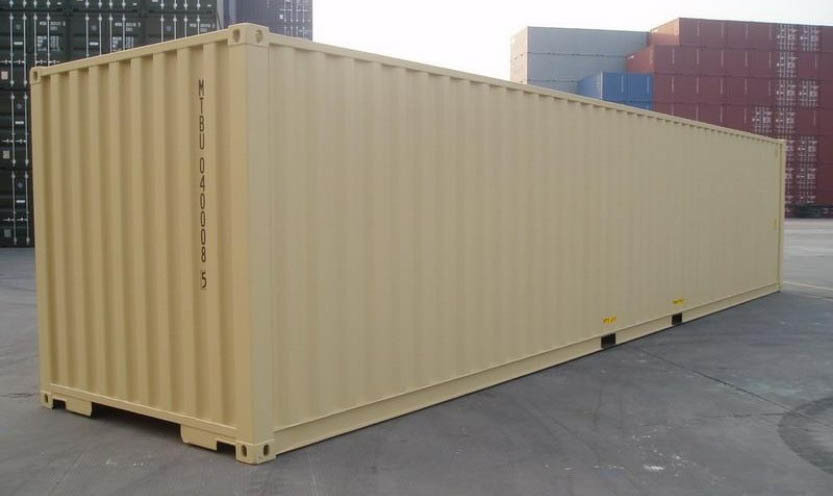 40' One Trip Container (New)