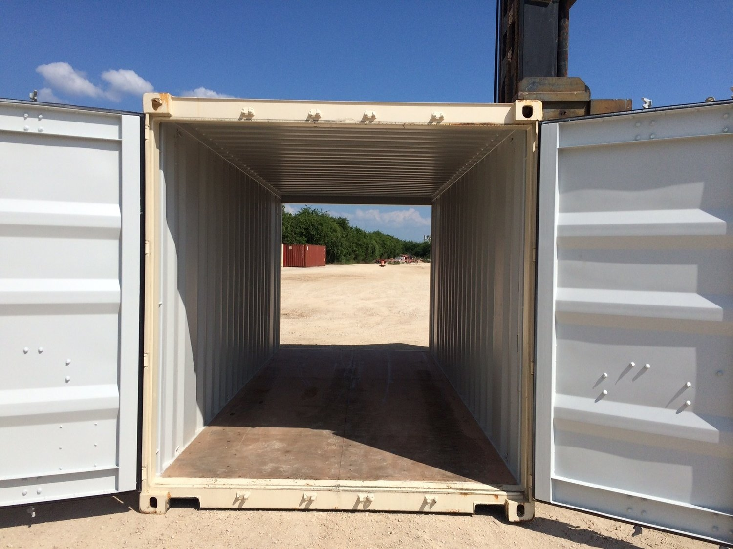 40' One Trip Double Door (New)